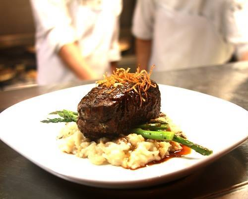 Villaggio Grille steak dish